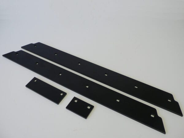 282538-3 SPS - SET OF CLAMP STRIPS