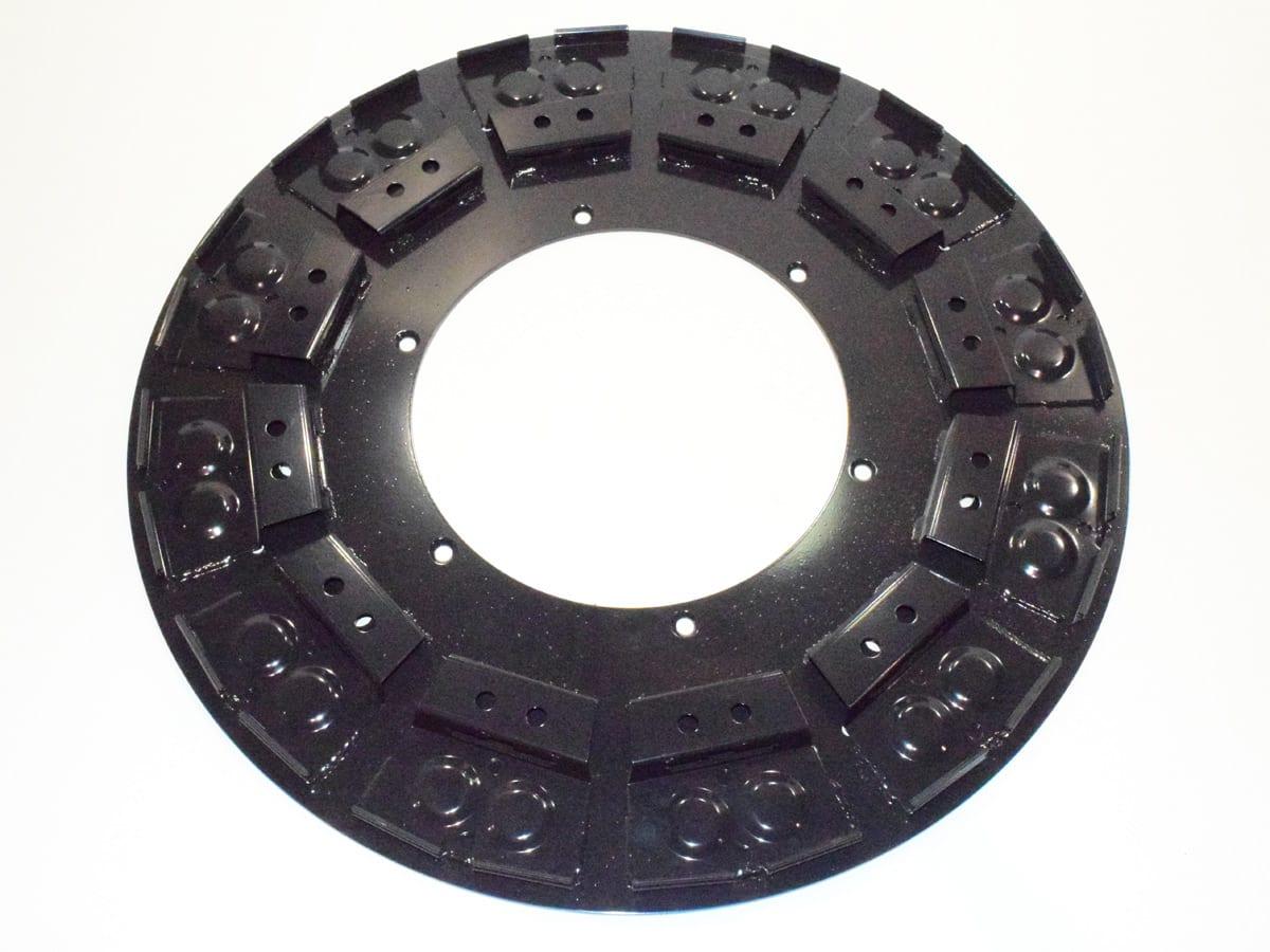 300905 SPS - GB PLATE WLDMT - 12 SEGMENT