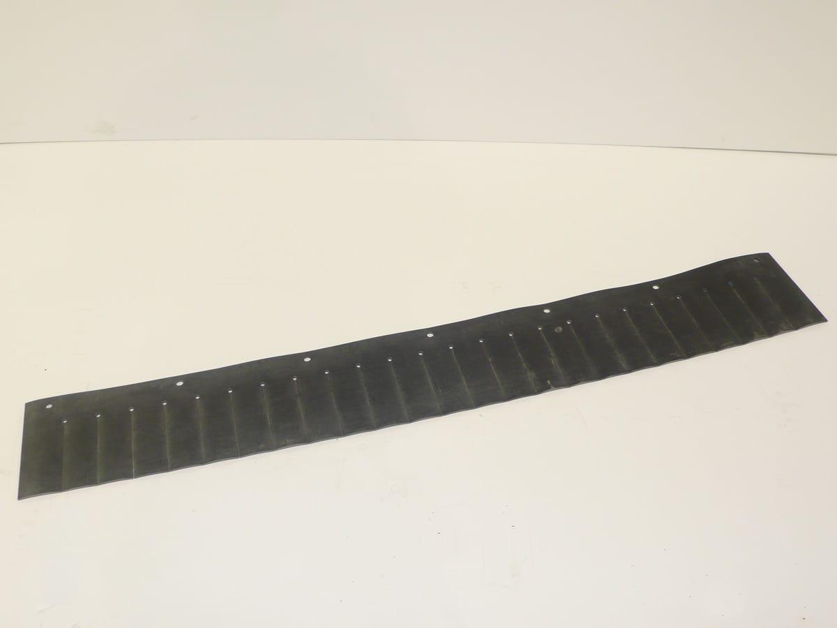 322972 SPS - RUBBER FLAP - ELEVATOR LIP