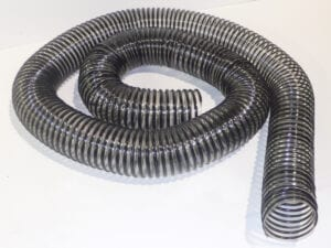 """8558 SPS - HOSE 5"""" X 20 FT CLEAR"""